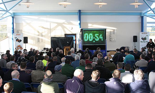 Last year's seminar was held in St Albans