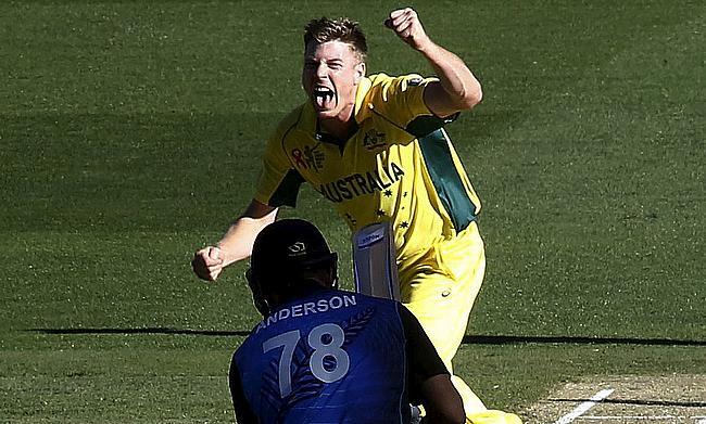 Hamstring injury ends James Faulkner's New Zealand tour