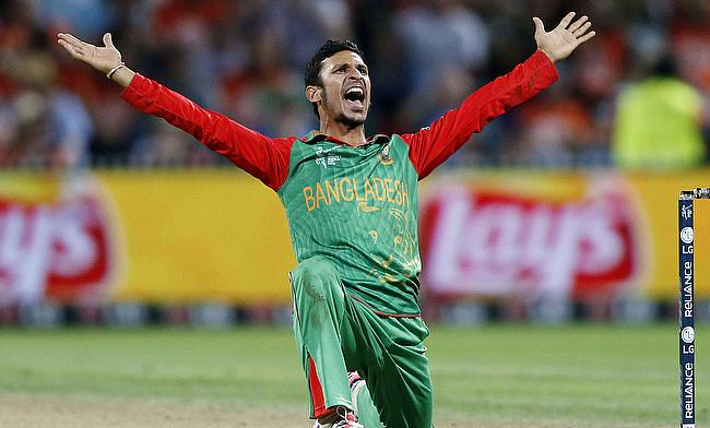 Nasir Hossain returns to Bangladesh World T20 squad