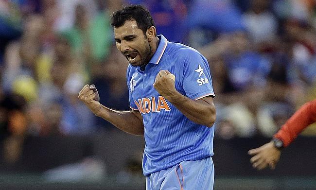 Shami, Negi included in India World T20 squad