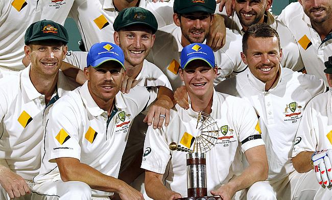 Steven Smith to lead Australia in World T20