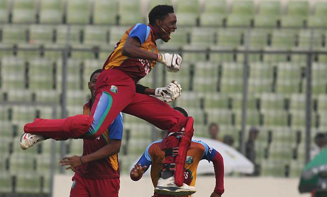 West Indies beat Bangladesh to cruise into U-19 World Cup Final