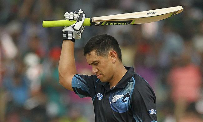 Ross Taylor confident of full fitness for ICC World T20