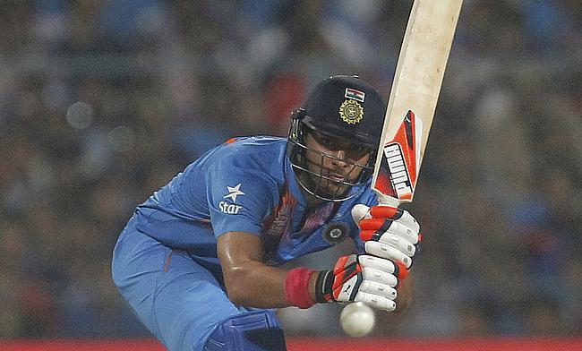 Yuvraj Singh sets sights on 2019 Cricket World Cup