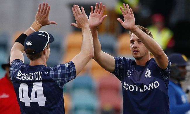 Hong Kong to tour Scotland for two ODIs