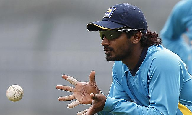 Kusal Perera added to Sri Lankan Test squad