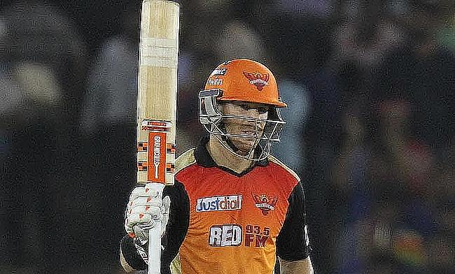David Warner was in phenomenal form with the bat in the IPL 2016.