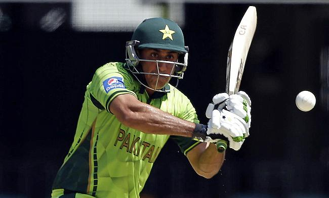 Nasir Jamshed eyes Pakistan return by scoring runs in England