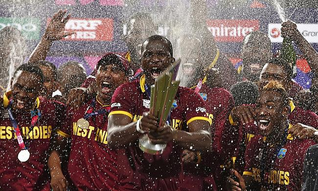 West Indies became the first team to win two World T20 titles earlier this year
