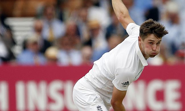 Chris Woakes picked eight wickets from two Tests against Sri Lanka and scored 105 runs at an average of 52.50 from three innings including a fifty.