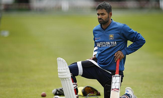Lahiru Thirimanne did not play in any of the three ODIs against England.