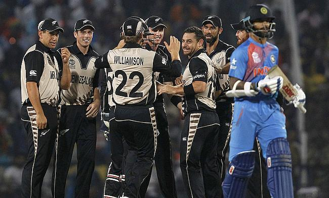 New Zealand are set to play three Tests and five ODIs in India.