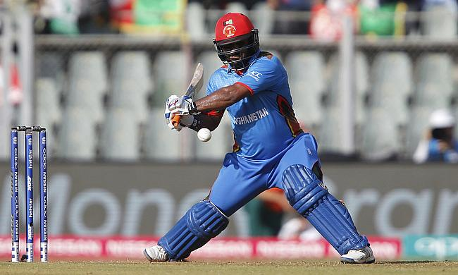 Mohammad Shahzad gave a breezy start to Afghanistan innings.