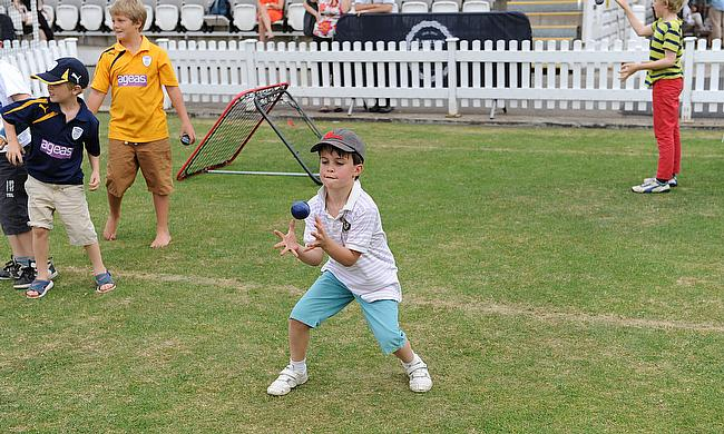 Fun for all the family - whatever their age at the Lord's Family Day
