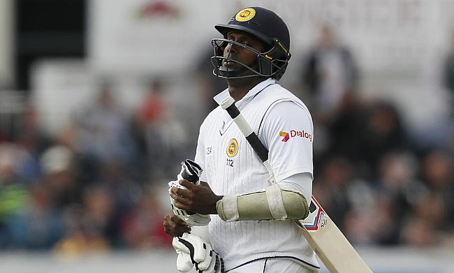Angelo Mathews wary of Australian challenge