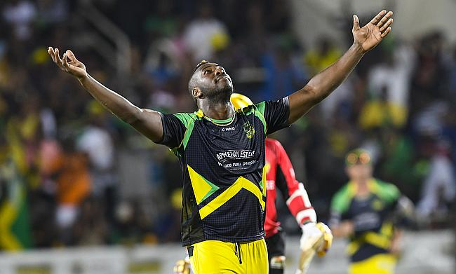 Andre Russell is currently playing for the Jamaica Tallawahs in the Caribbean Premier League.