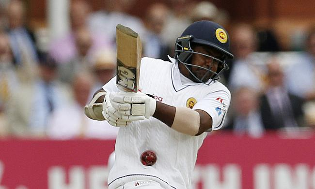 Rangana Herath scored a useful 35 and picked the wicket of David Warner as well.