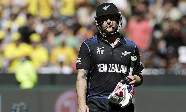 Brendon McCullum is set to undergo back surgery