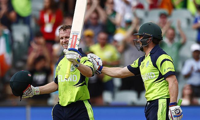 Ireland are scheduled to play two T20Is against Hong Kong.