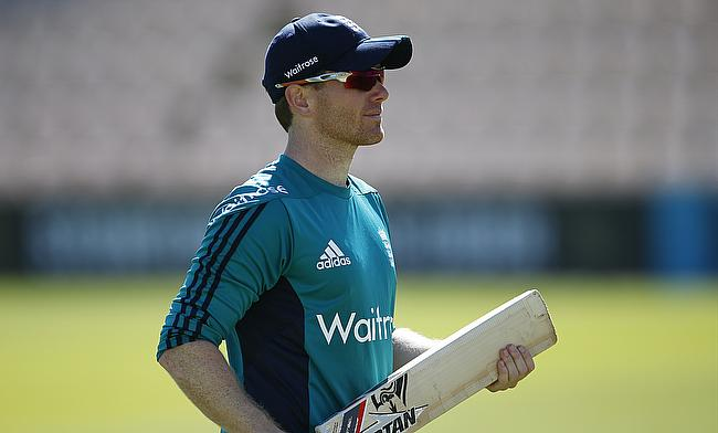 Eoin Morgan and other England players are due to meet the security delegation team on Thursday.