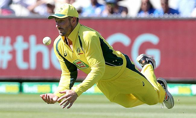 Shaun Marsh sustained the injury during fielding in the third ODI against Sri Lanka.