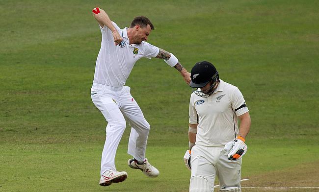 Dale Steyn reclaims pole position in Test rankings