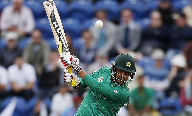 Sharjeel Khan has played 28 international matches for Pakistan