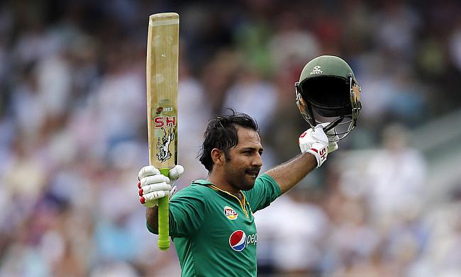 Azhar Mahmood was all praise for Sarfraz Ahmed's leadership in the T20I