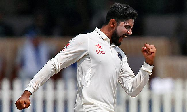 Ravindra Jadeja picked up six wickets and scored 92 runs in the first Test in Kanpur