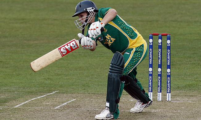 Mignon du Preez top scored for South Africa with 44