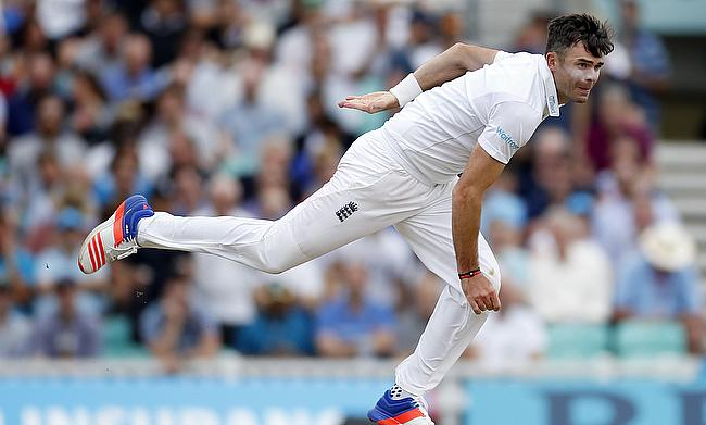 James Anderson has not played a game since August