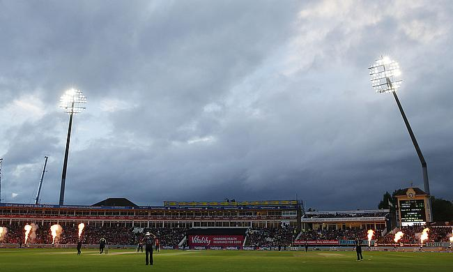 Edgbaston will host the first ever day-night Test for England in 2017