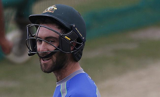 Glenn Maxwell is in contention to play the final ODI in Melbourne