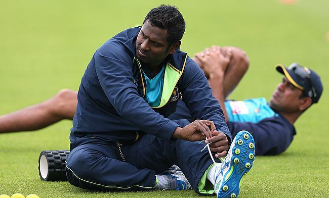 Angelo Mathews will lead the Sri Lankan team.
