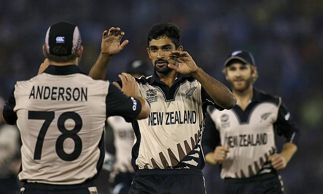 Ish Sodhi signed off from the tournament on a high