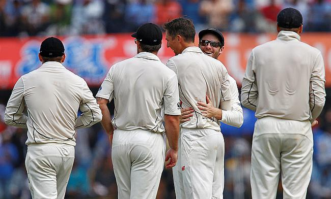 New Zealand completed a 2-0 series victory over Bangladesh