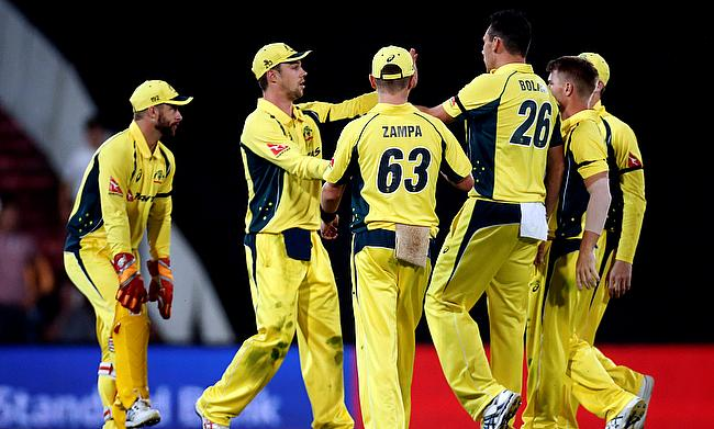 Australia will not play any more ODIs before the ICC Champions Trophy in 2017