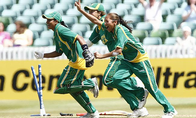 Shabnim Ismail came up with another match winning performance