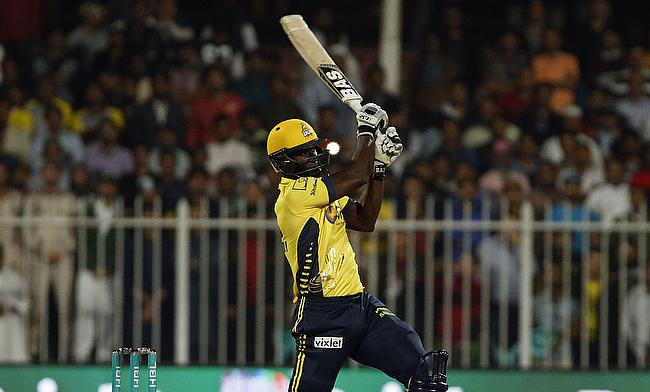 Darren Sammy led from the front in the final of PSL