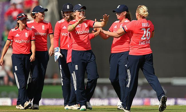 England Women will begin their tournament taking on India