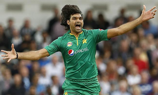 Mohammad Irfan has been suspended with immediate effect