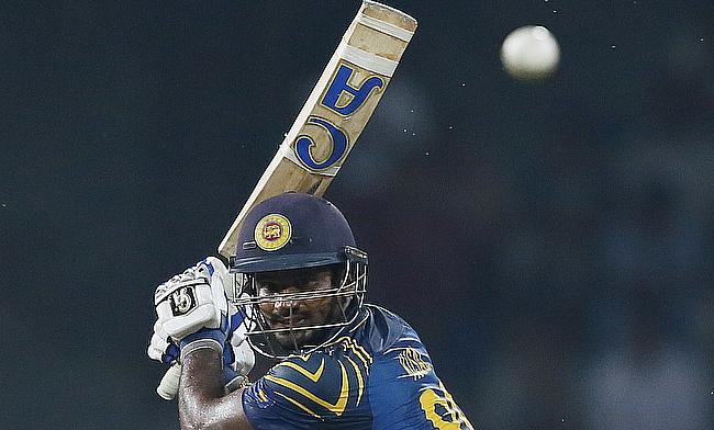Kusal Perera is expected to join the squad for the third game of the series