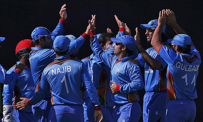 Afghanistan completed a 3-2 series win