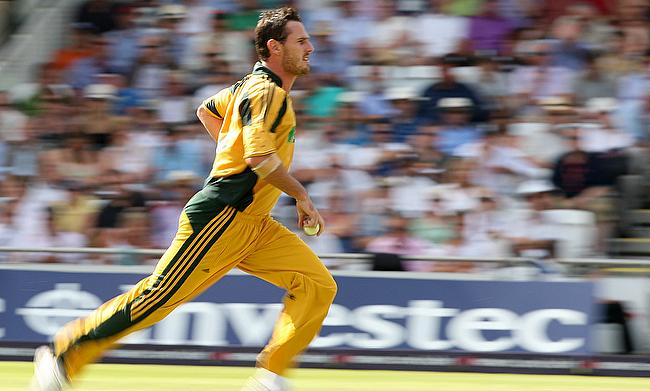 Shaun Tait had a remarkable performance in 2007 World Cup