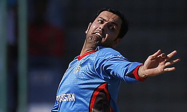 Mohammad Nabi was handed a demerit point as well