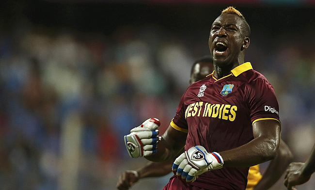 Andre Russell will continue to serve one year ban