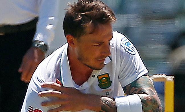 Dale Steyn suffered the shoulder injury in Australia in November last year