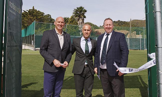 La Manga Club Puts Cricket World In a Spin With New Performance Centre