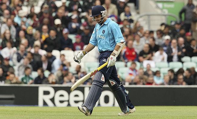 Kyle Coetzer played a 84-ball knock of 118 runs