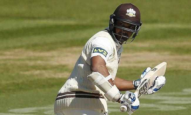 Kumar Sangakkara has been in prime form for Surrey